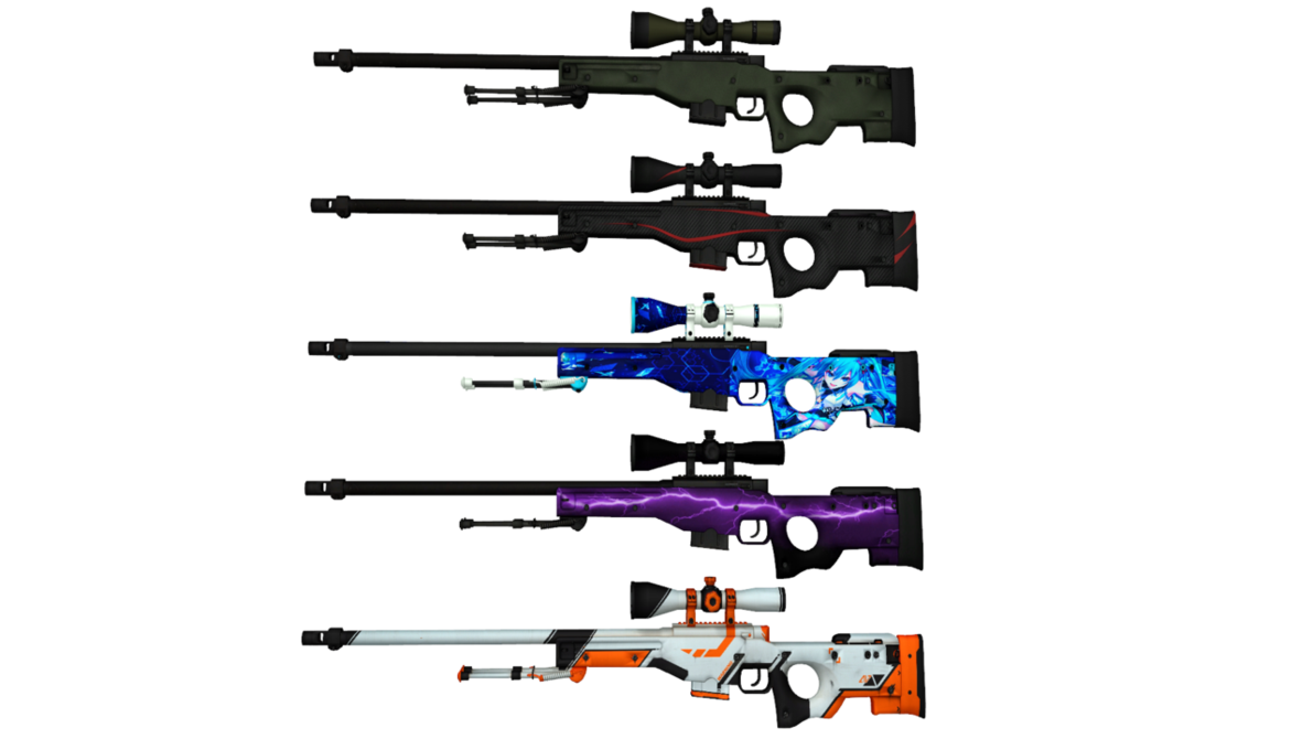 CS:GO - AWP Choise + Sweets!