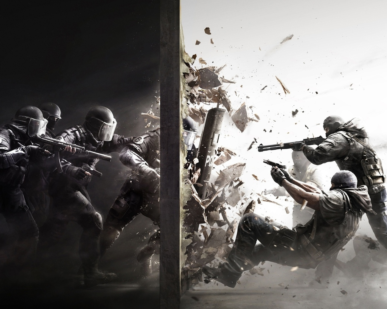 Tom Clancy´s Rainbow Six® Siege [SteamGIFT/RU] +Подарок