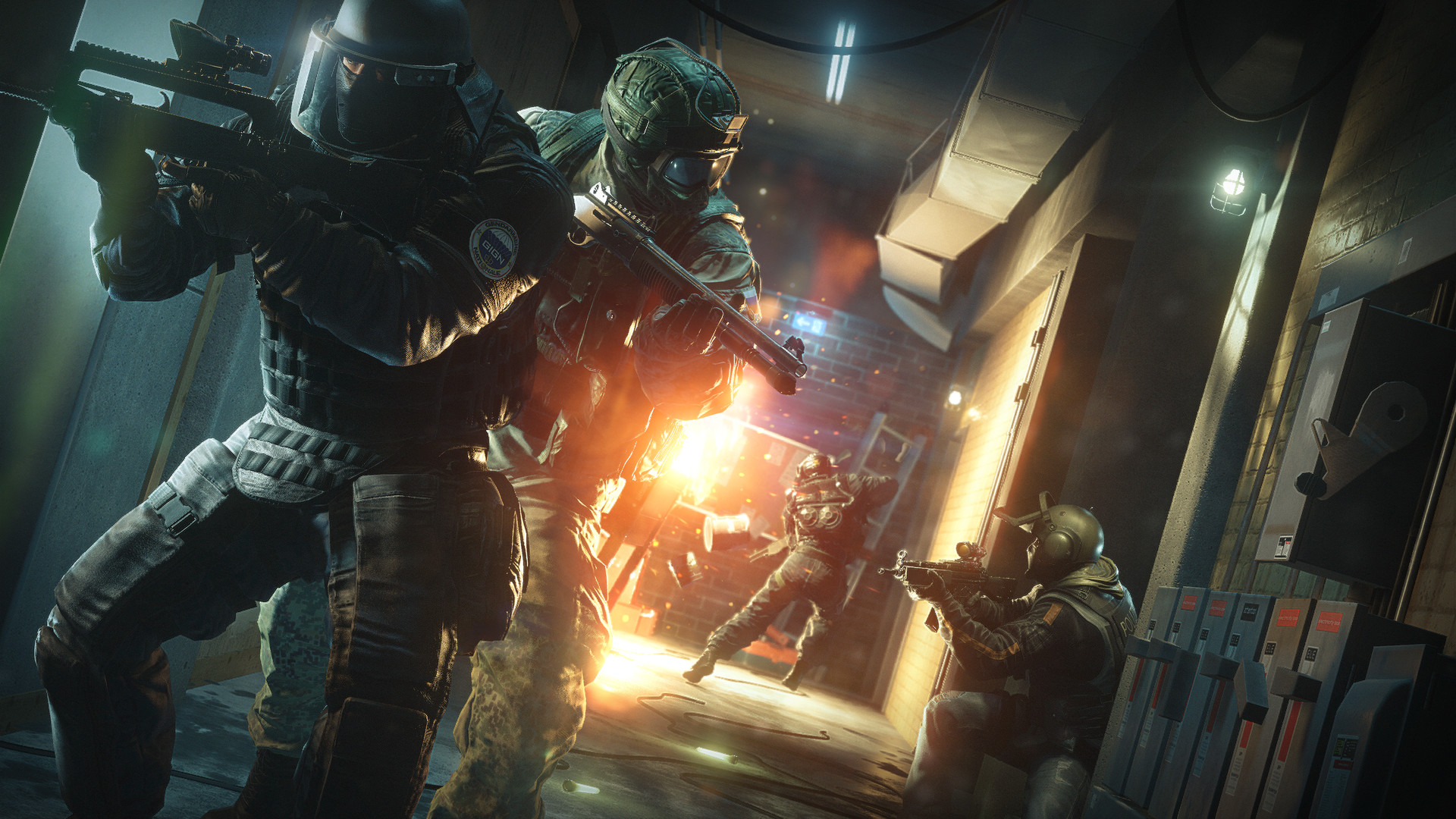 Tom Clancy´s Rainbow Six® Siege [SteamGIFT/RU] + Gift