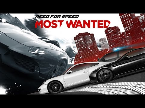 NFS MW Xbox 360, NEED FOR SPEED™ MOST WANTED
