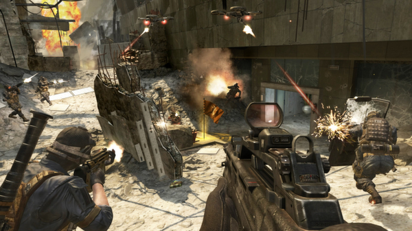Call of Duty: Black Ops II Expanded Edition Steam key