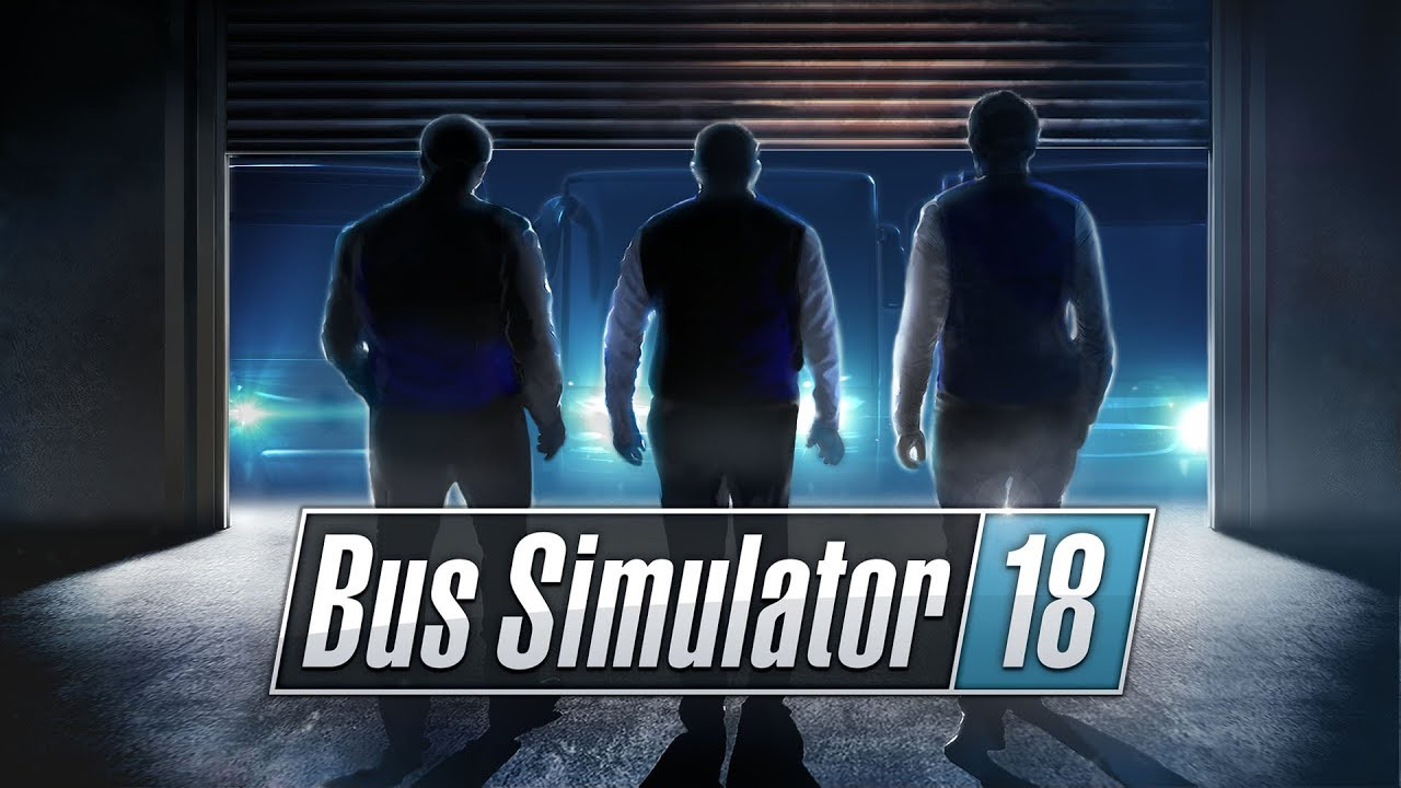 Bus Simulator 18+DLC [offline activation] (Region Free)