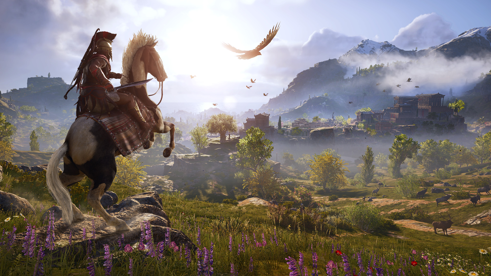 Assassin's Creed Odyssey ULTIMATE (V1.5.1) + ALL DLC