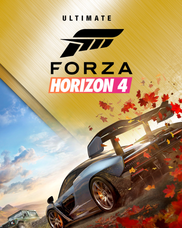 FORZA HORIZON 4 + ALL DLC + Auto-activation+ONLINE🔴