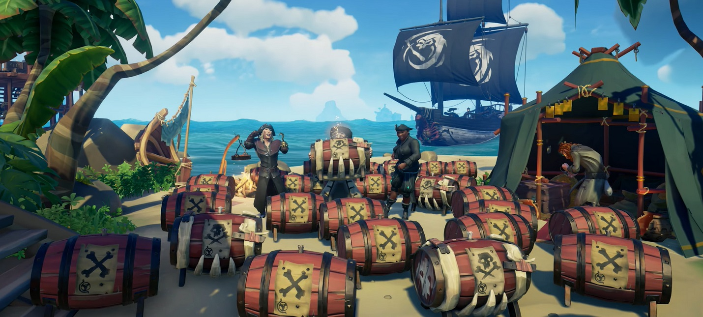 Sea of Thieves Anniversary | Multiplayer available🔴