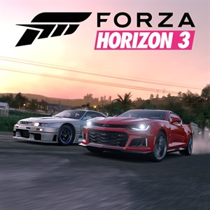 Forza Horizon 4 Standard+FH3 Delux+AUTOACTIVATION+ONLIN