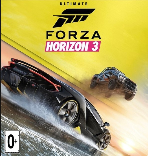 Forza Horizon 4+FH3+FM7 Ultimate+AUTOACTIVATION+WARRANT