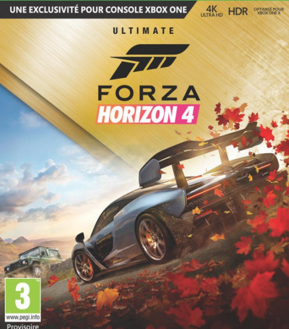 Forza Horizon 4 Ultimate+Crackdown 3+АВТОАКТИВАЦИЯ