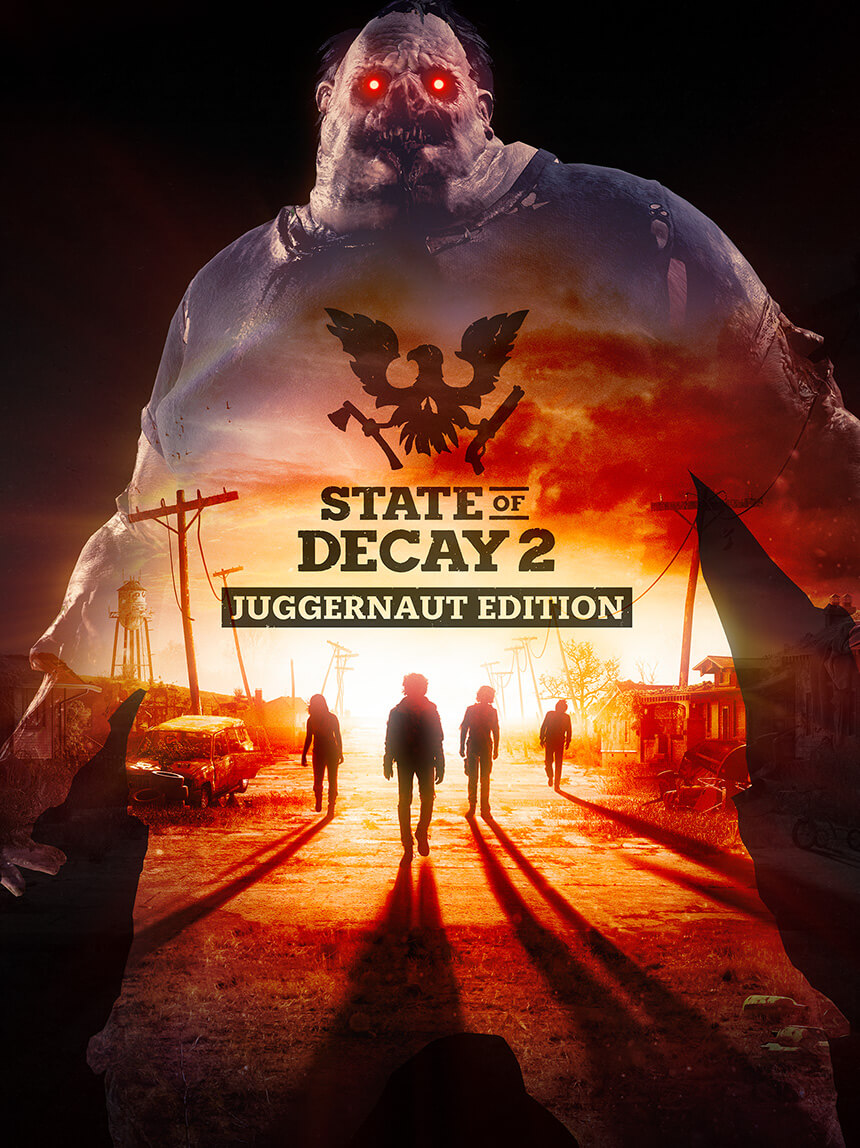 State of Decay 2: Juggernaut + Sea of Thieves + ONLINE