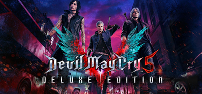 Devil May Cry 5 Deluxe AutoActivation/Offline/Reg.Free 2019