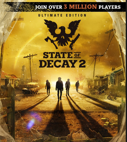 State of Decay 2 Ultimate+Sea of Thieve+AUTOACTIVATION 2019
