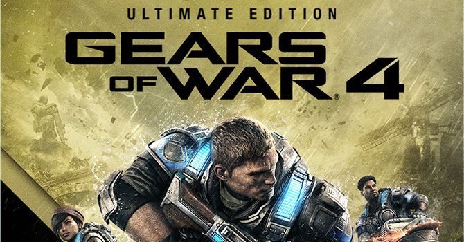 Gears of War 4: Ultimate+Sea of Thieves+AUTOACTIVATION 2019