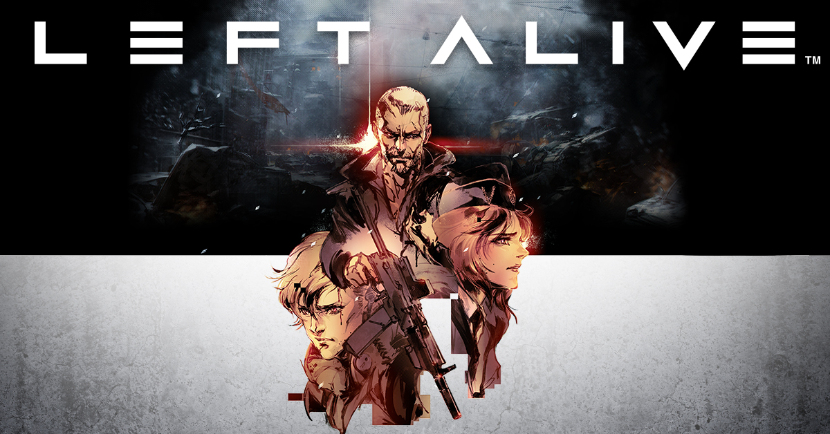 LEFT ALIVE Day One +AUTOACTIVATION | REGION FREE 2019