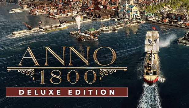 ANNO 1800 Ultimate +Botanica NEW Warranty Region Free