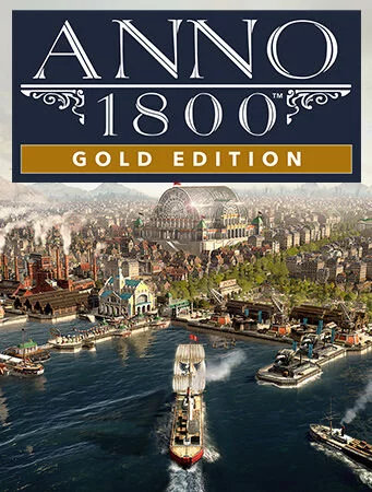 ANNO 1800 GOLD +ALL DLC +SEASON 2 | AUTOACTIVATION🔴