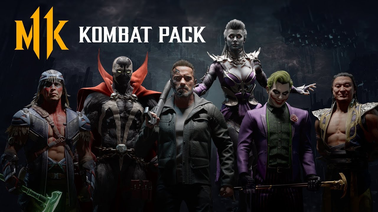 MORTAL KOMBAT 11 PREMIUM+Kombat Pack+AUTOACTIVATION🔴