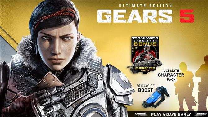 Gears 5: Ultimate/GEARS OF WAR 5-POG.WARRANTY+ONLINE🔴