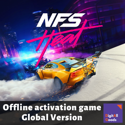 Need for Speed Heat Deluxe [SELF-ACTIVATION] (REGION 🔴