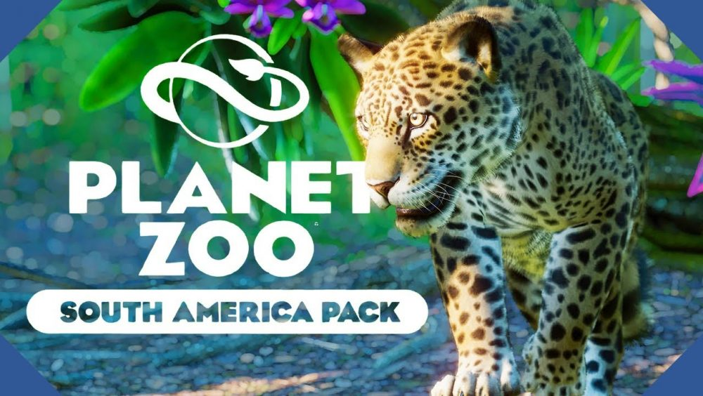 Planet Zoo Deluxe +South America+AUTO ACTIVATION🔴