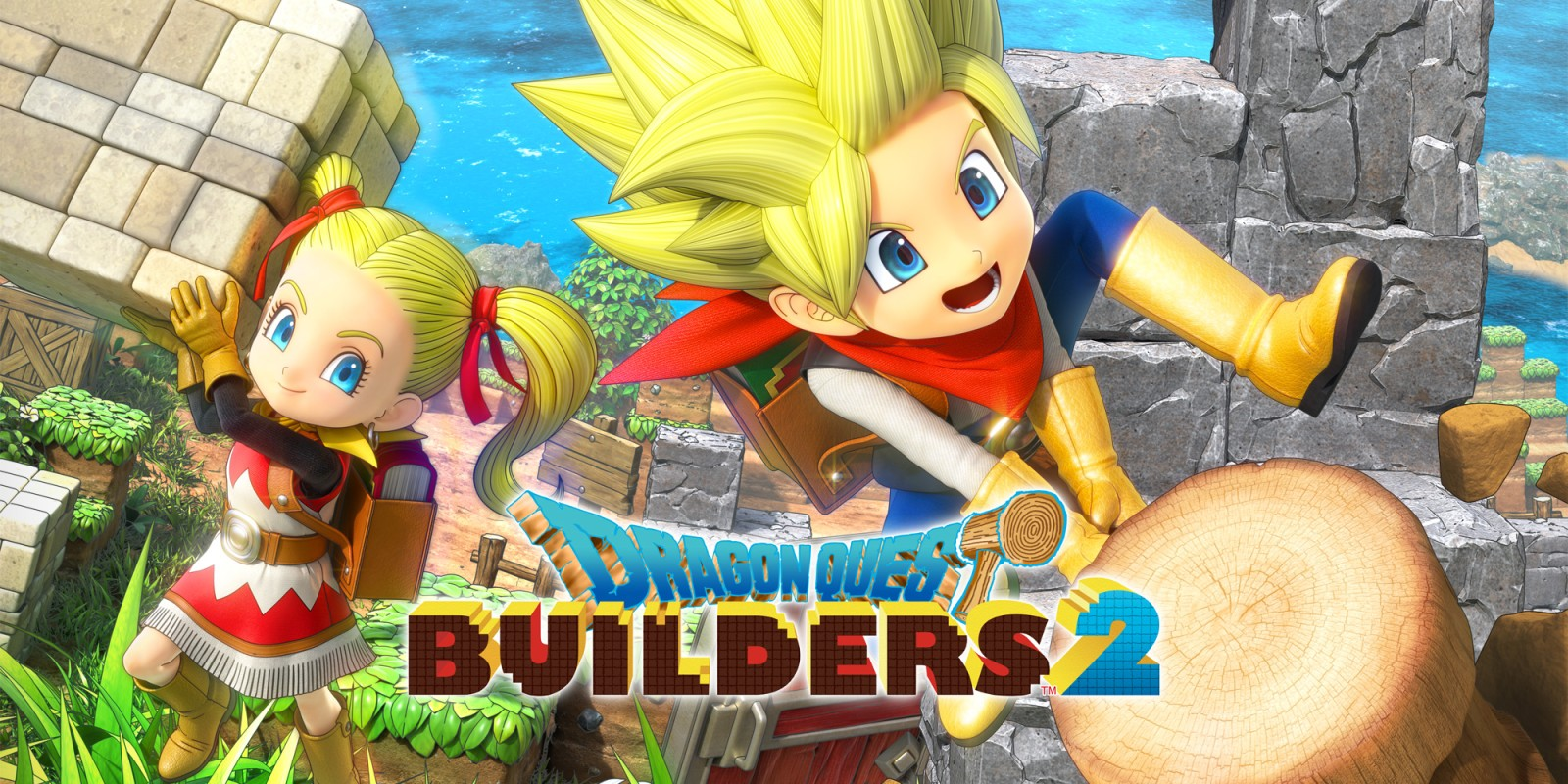 DRAGON QUEST BUILDERS 2+АВТОАКТИВАЦИЯ🔴
