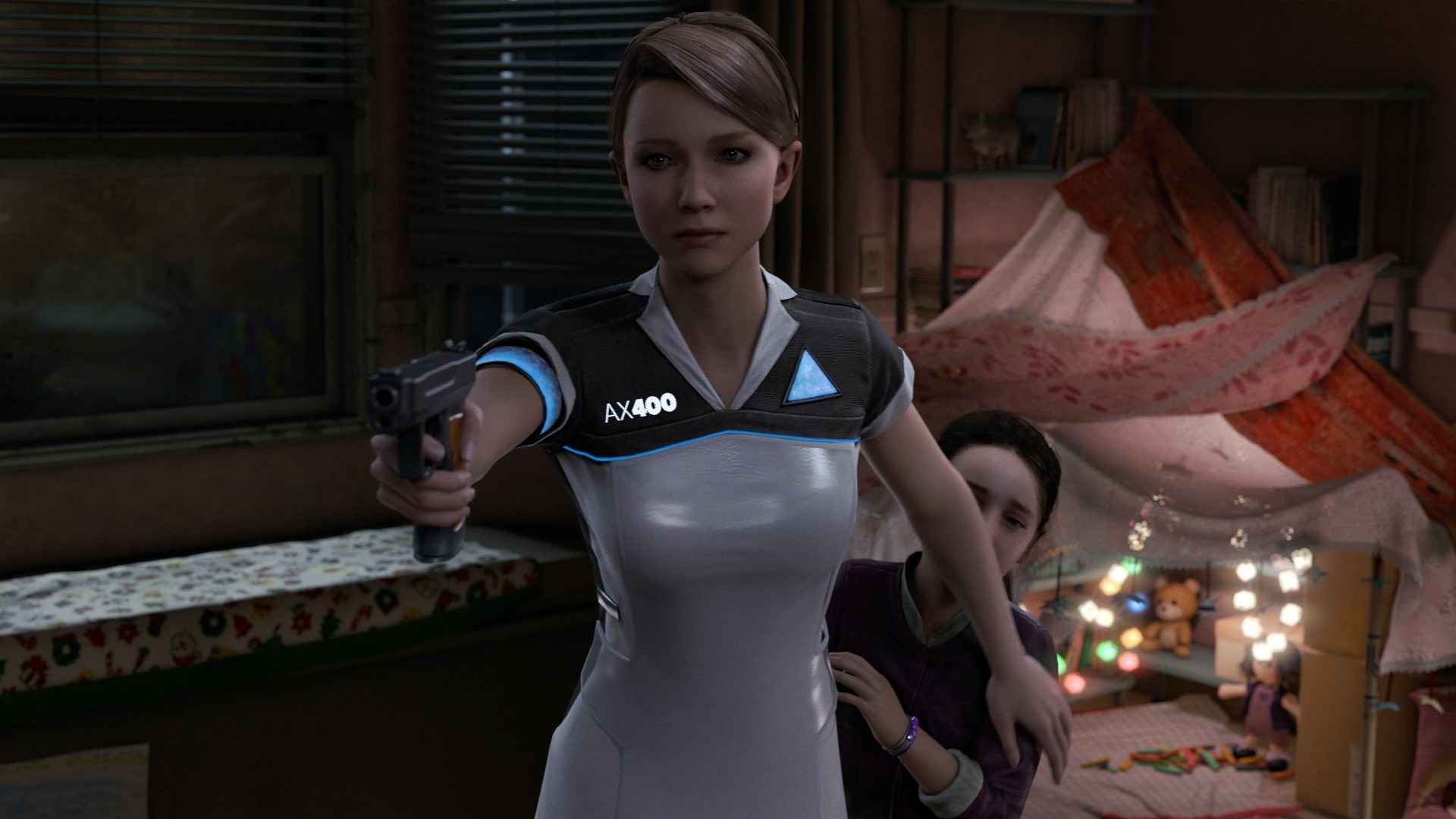 DETROIT: BECOME HUMAN+Beyond: Two Souls/Autoactivation