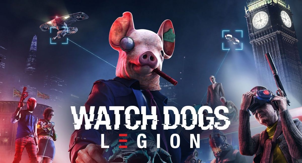 Watch Dogs: Legion+Assassin's Creed Valhalla+OFFLINE🔴