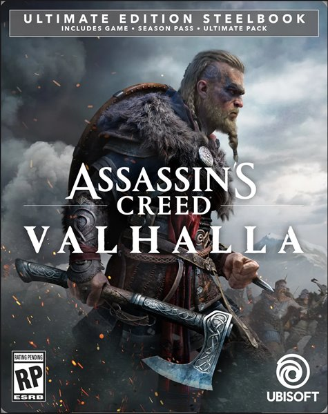 Assassin´s Creed Valhalla Ultimate+AUTOACTIV+GLOBAL-PC