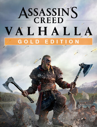Assassin´s Creed Valhalla Gold Edit+AUTOACTIV+GLOBAL-PC