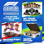 F1 2021 Deluxe Edition+AUTOACTIVATION🌎Steam