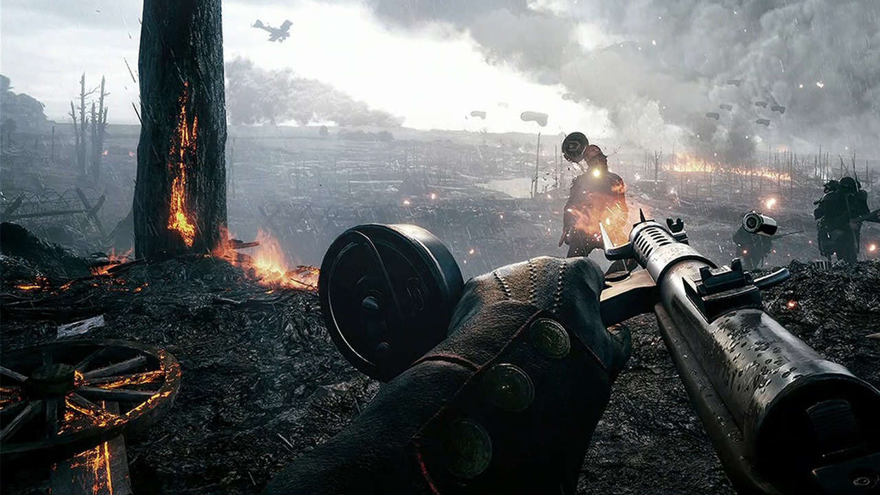 Battlefield 1 [LIFETIME GUARANTEES] + DISCOUNTS