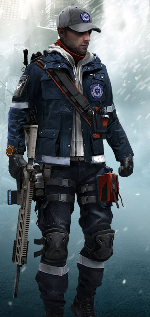 Tom Clancy´s The Division Gear Sets (PC)