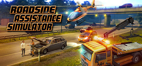 Roadside Assistance Simulator (Steam Key)
