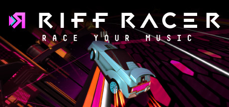 Riff Racer - Race Your Music! (Steam Key)
