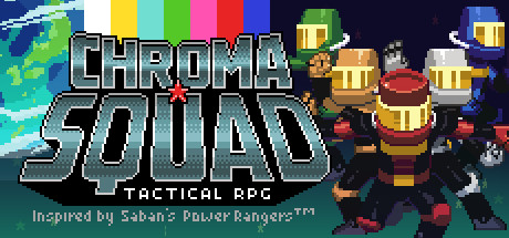 Chroma Squad  (Steam Key)