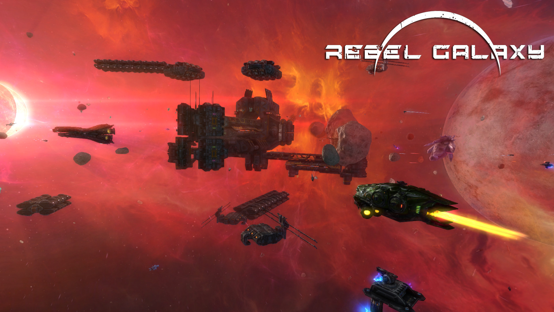 Rebel Galaxy (Steam Key)