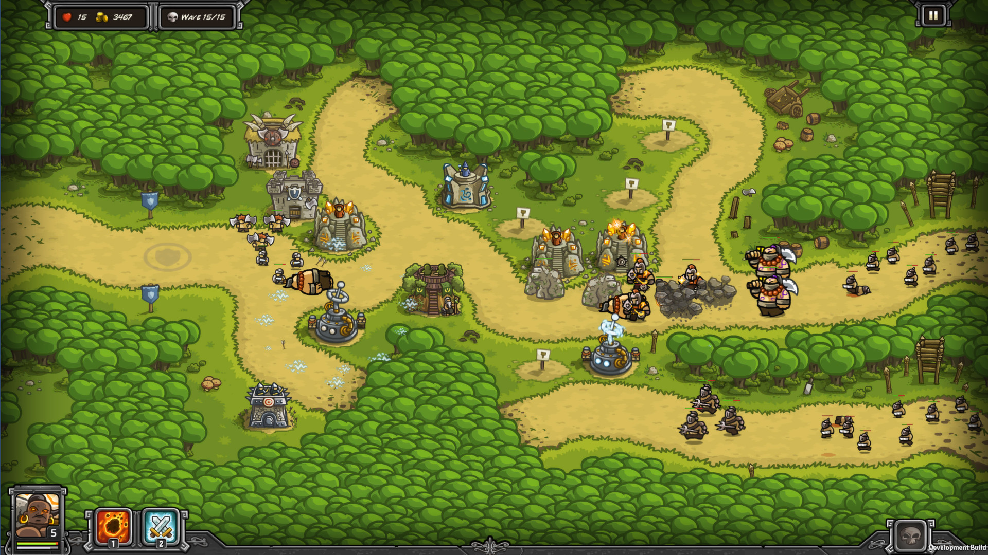 Kingdom Rush (Steam Key)