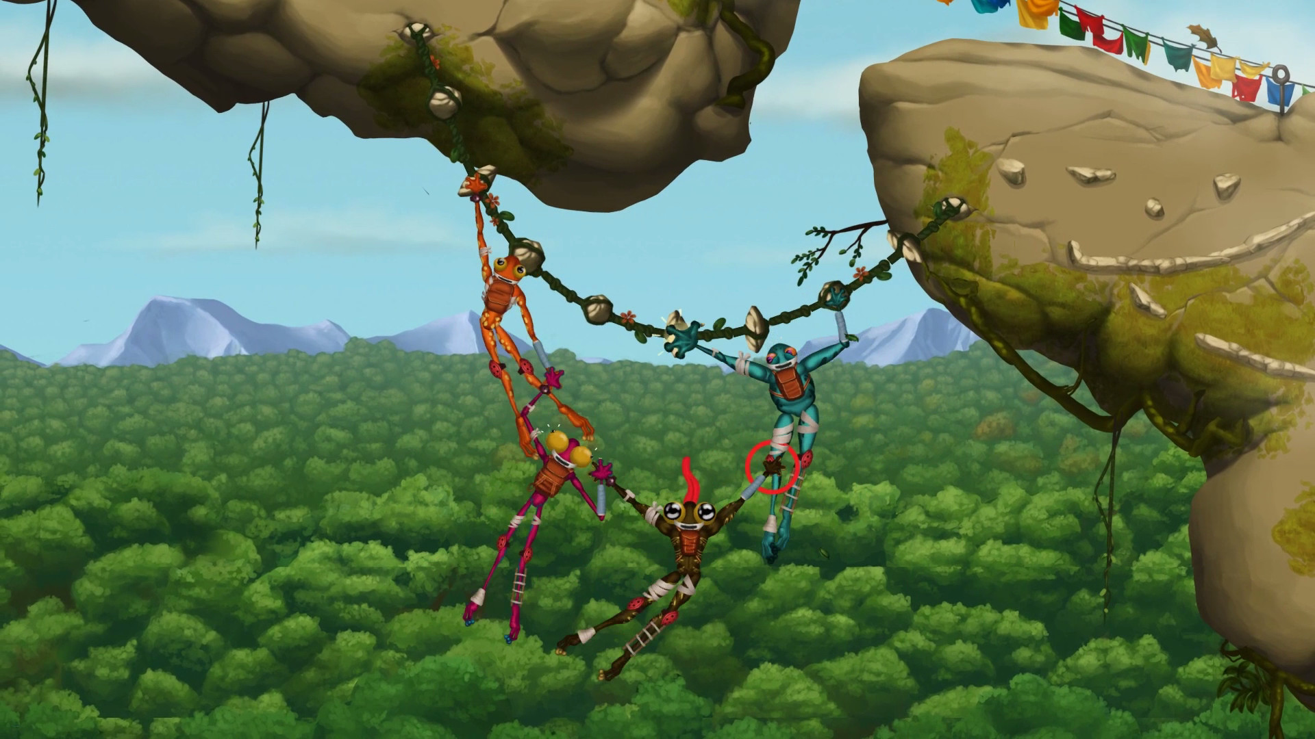 Frog Climbers (Steam Key)