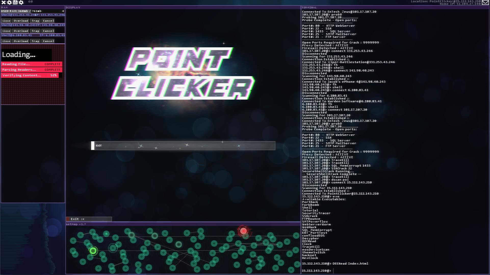 Hacknet (Steam Key)