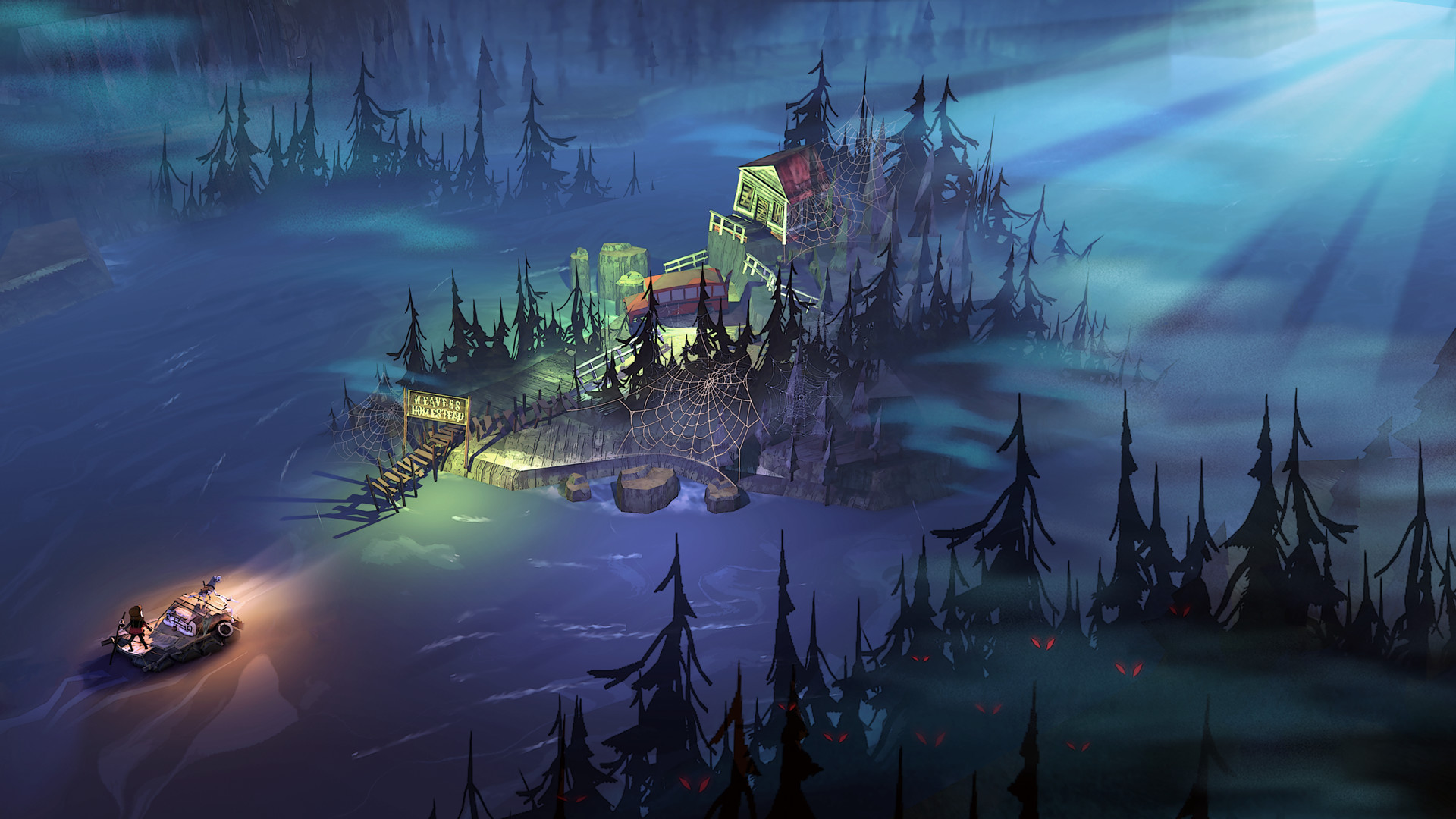 The Flame in the Flood (Steam Key)