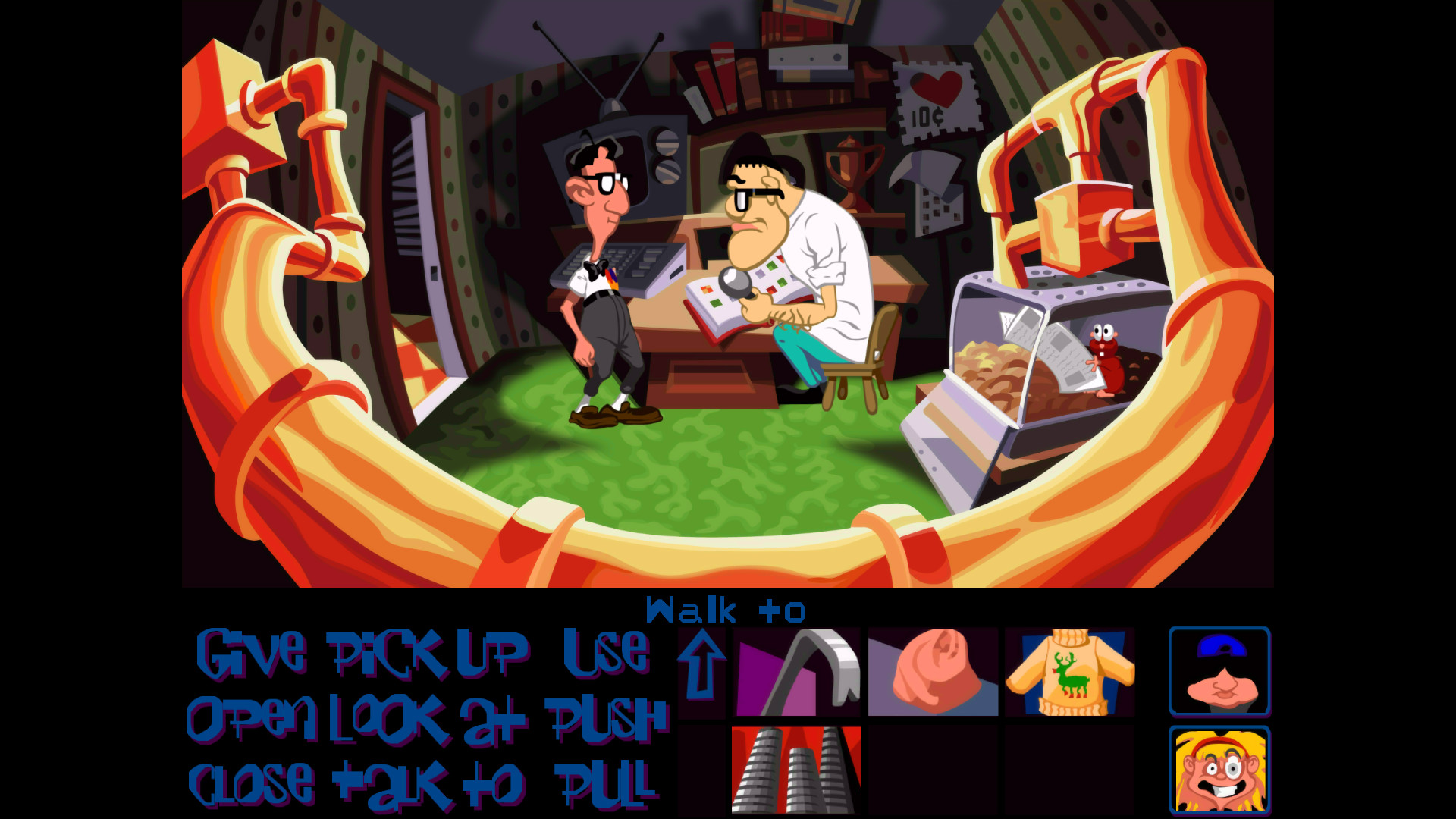 Day of the Tentacle Remastered (Steam Key)