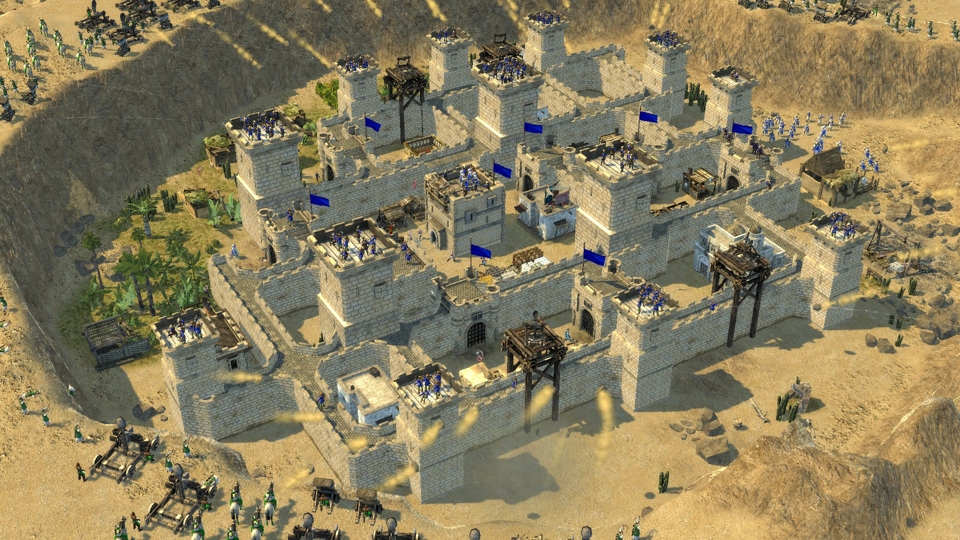 download stronghold crusader 3