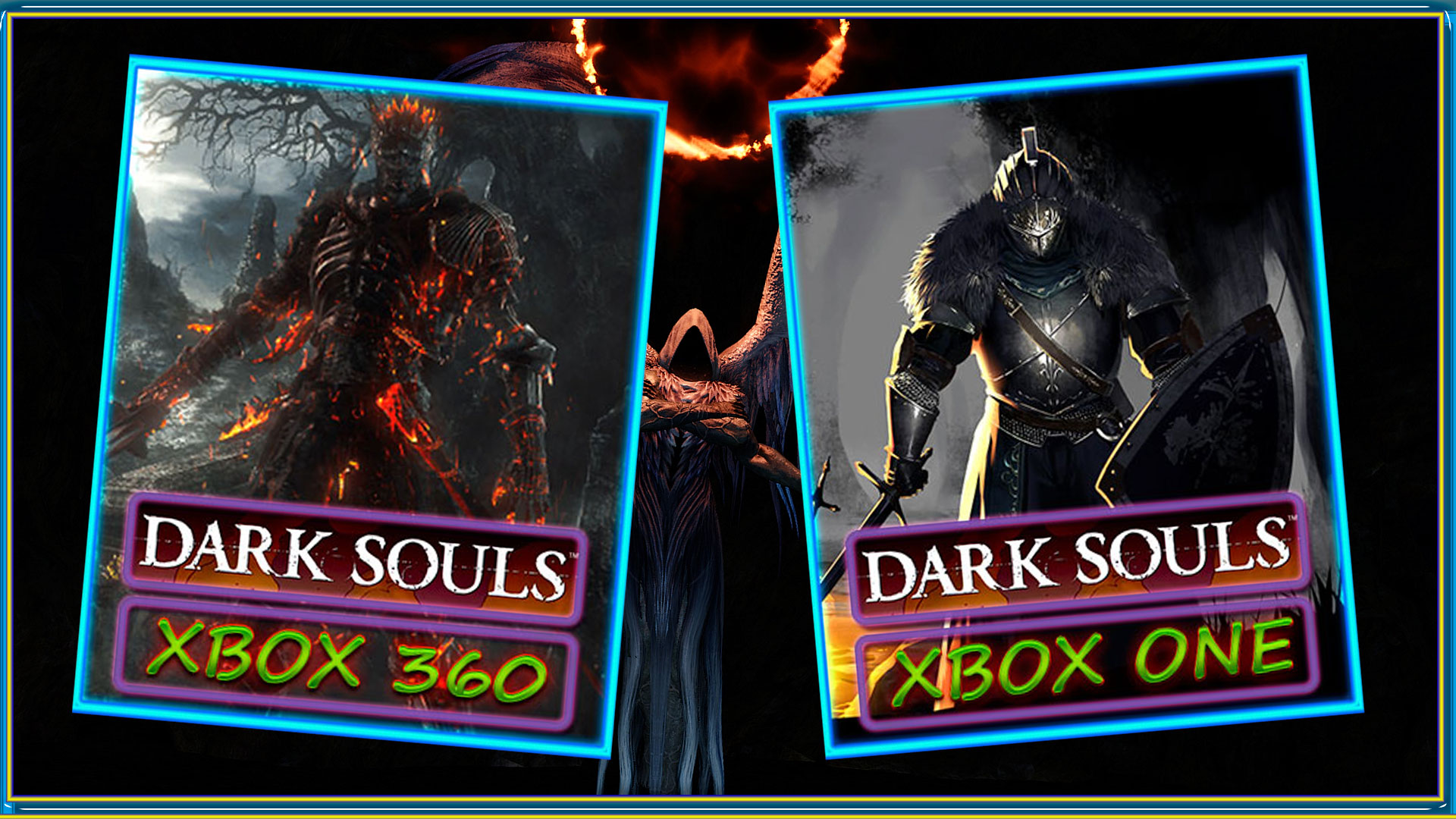 Dark Souls(XBOX 360)(XBOX ONE)