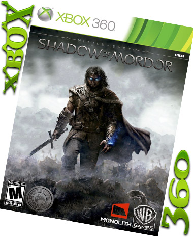 MIDDLE-EARTH:SHADOW OF MORDOR(XBOX 360)