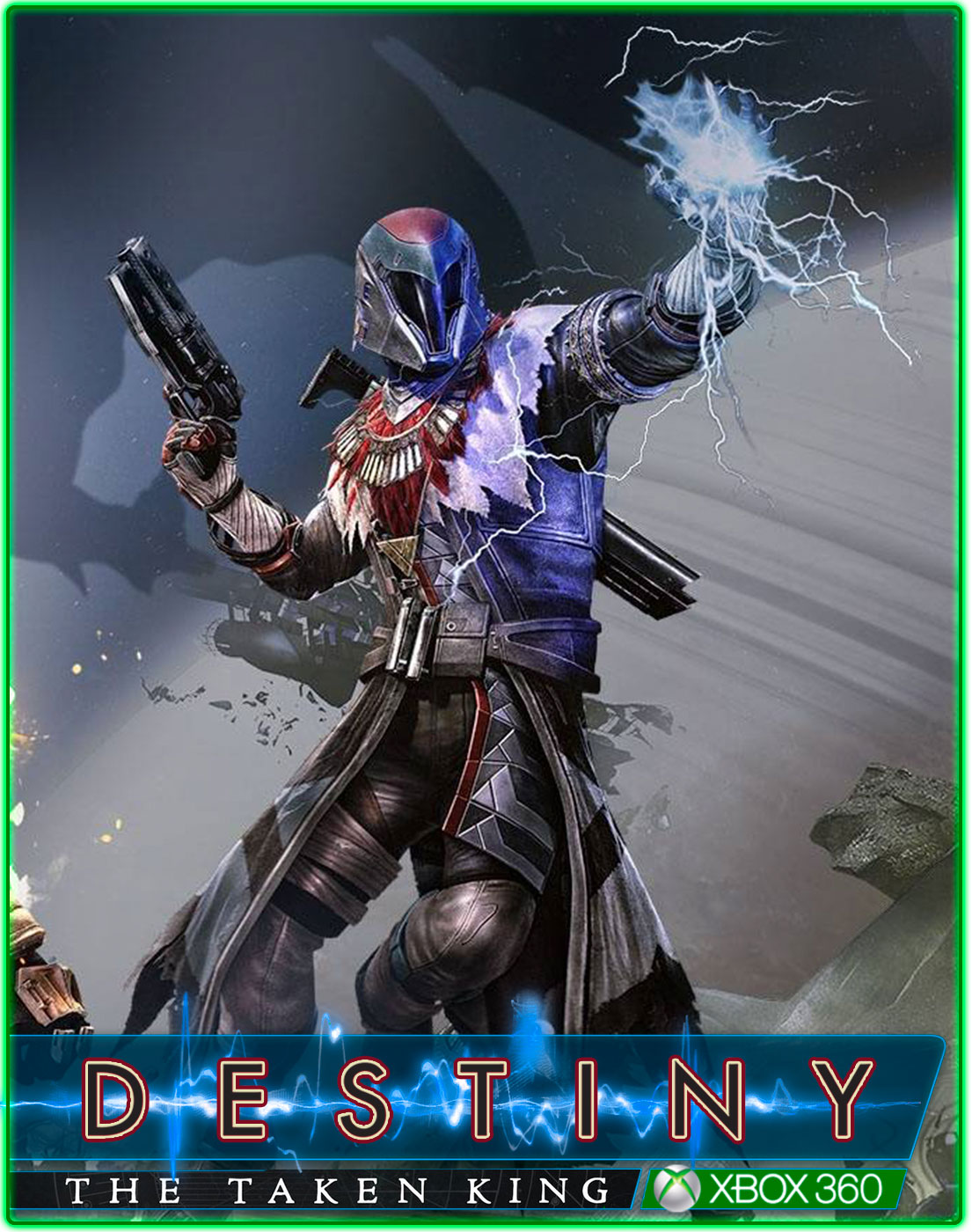 DESTINY THE TAKEN KING+DLC(XBOX 360)