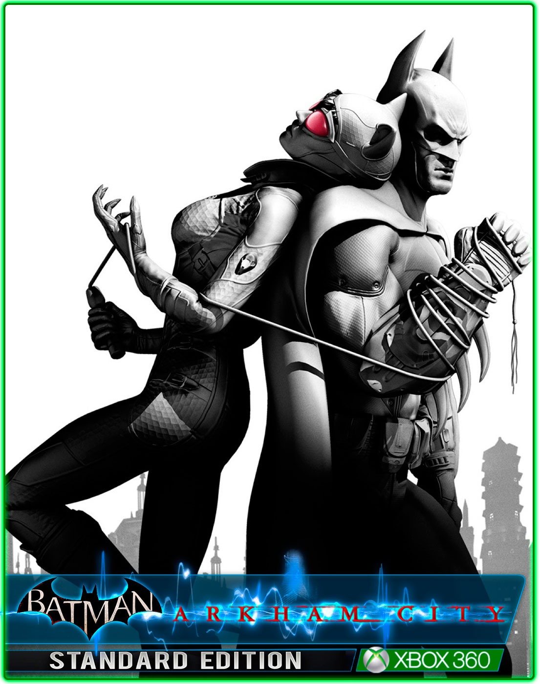 Batman Arkham City(XBOX 360)