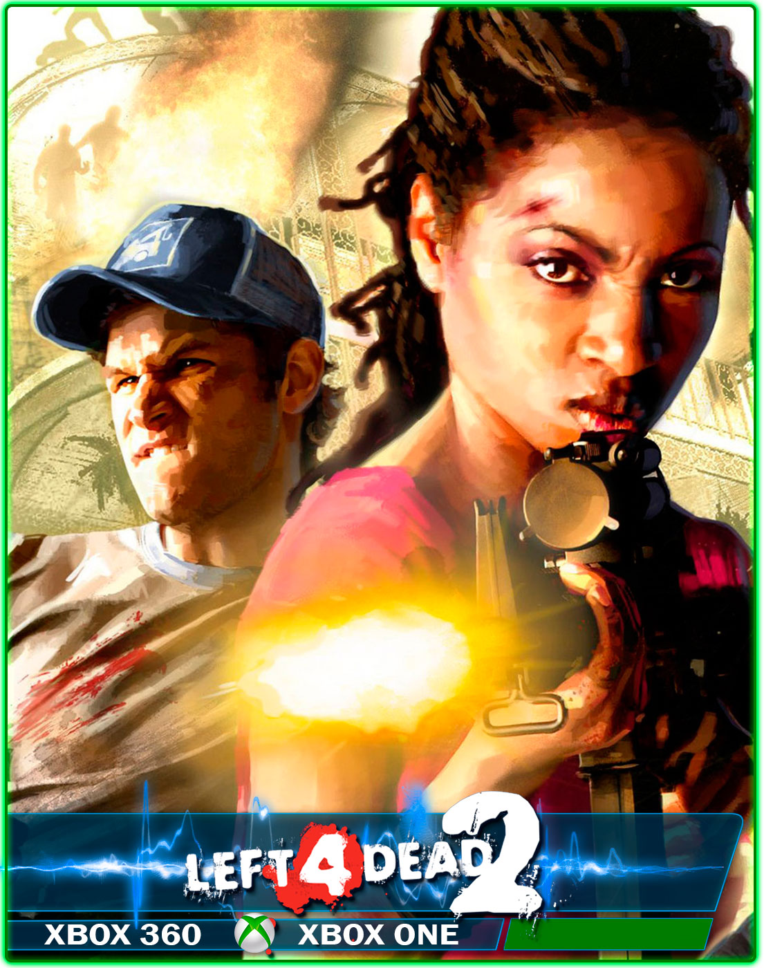 Left 4 Dead 2(XBOX 360)(XBOX ONE)