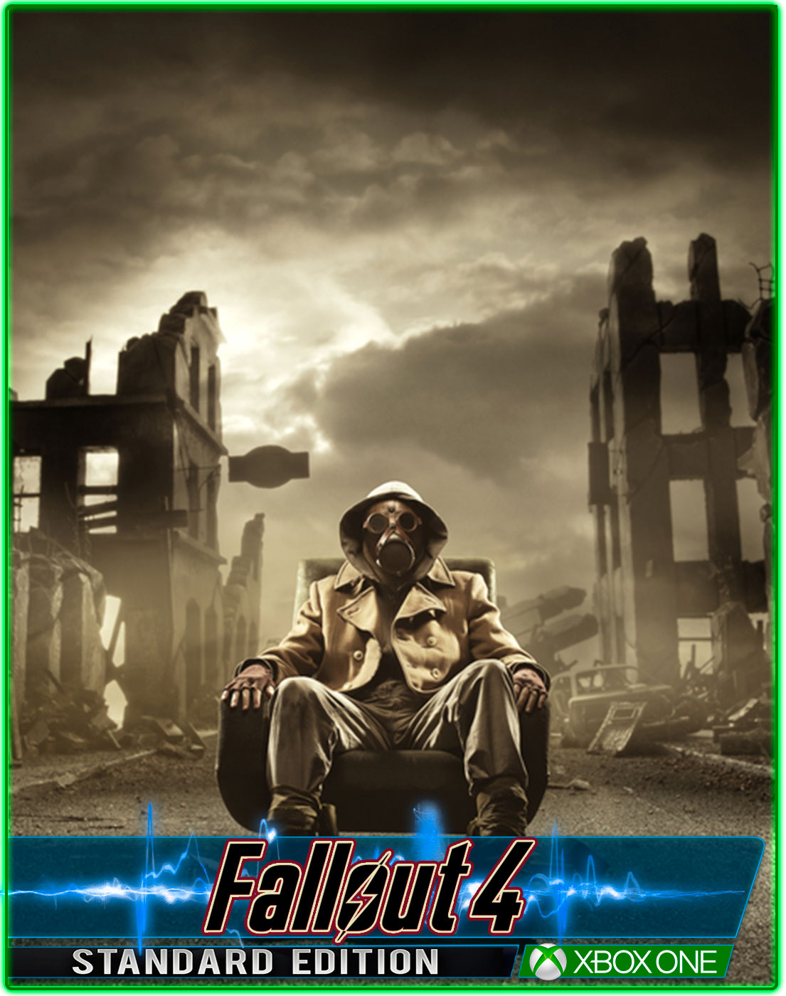 Fallout 4(Global Key XBOX ONE)