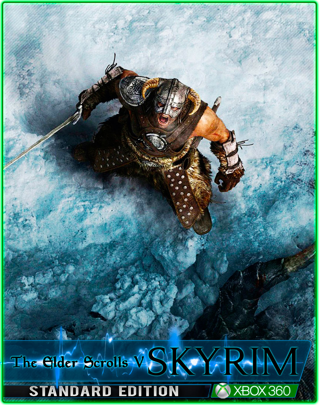 Skyrim V the Elder Scrolls(Global Key XBOX 360)