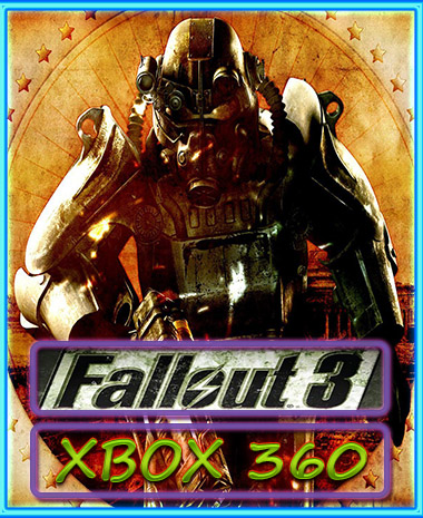 FALLOUT 3 (digital code) (XBOX 360) (XBOX ONE)
