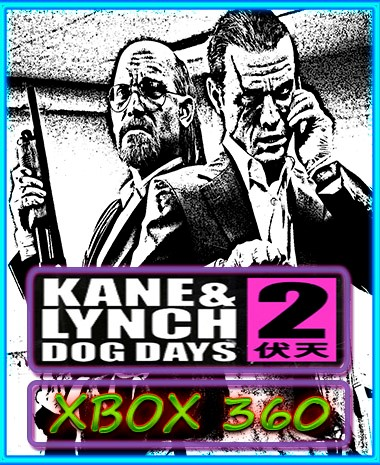 Kane & Lynch 2 Dog Days(ЦИФРОВОЙ КОД)(XBOX ONE)XBOX 360